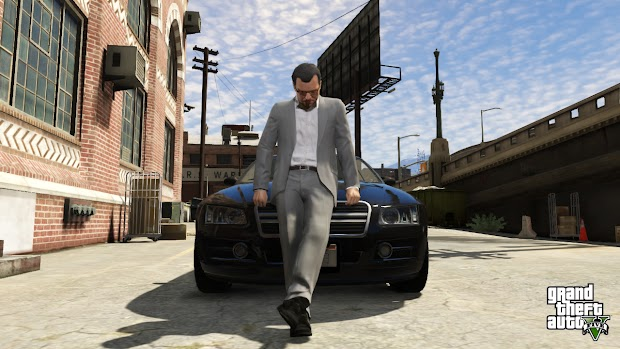 Rockstar has a next-gen title due before March 2015