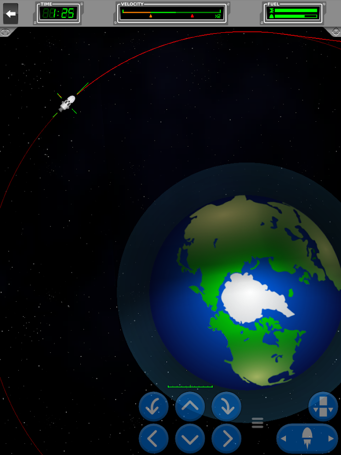Space Agency Screenshot 7