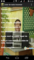 Screenshot of Sabe de nada, inocente!