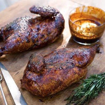Classic Barbecued Chicken
