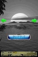 Screenshot of Nature Puzzle: Sunset A