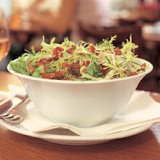 Frisée Salad with Bacon
