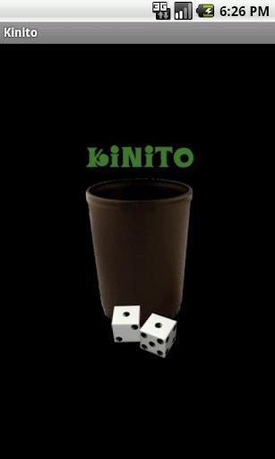 Kinito drinking game