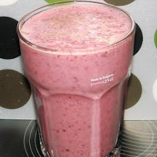 Very fruity smoothie