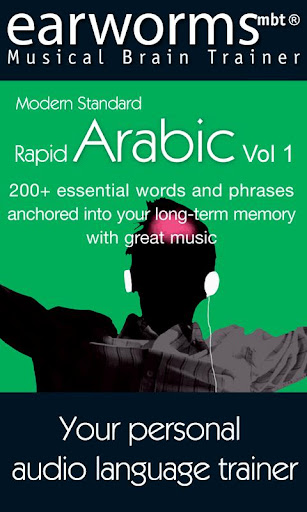 Earworms Rapid Arabic Vol.1
