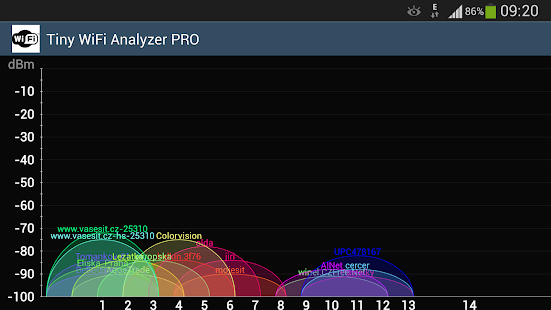 App WiFi Analyzer Lite APK for Windows Phone | Android ...