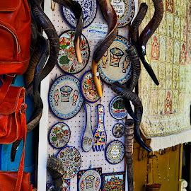 Shuuk by Cyndi Rosenthal - City,  Street & Park  Markets & Shops ( shuuk, israel )