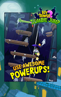 Screenshot of Icy Tower 2 Zombie Jump