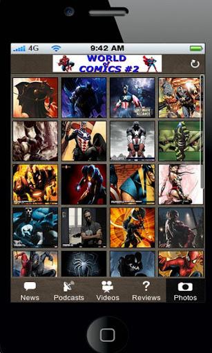 World of Comics 2