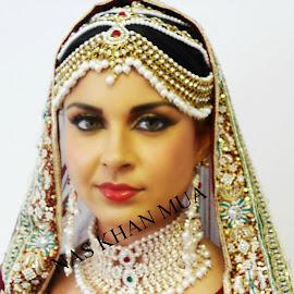 Bridal by Nas Mua - Wedding Bride