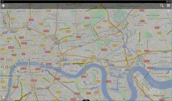 Screenshot of OSG-Maps Free