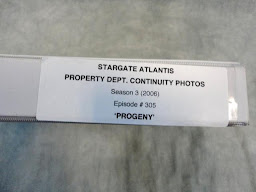 """Image 3 for """"Progeny"""" Continuity Binder"""