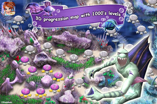 Winx Club Mystery of the Abyss - screenshot