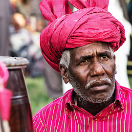 by Syed Zaidi - People Portraits of Men