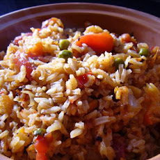 Lauren's Spanish Rice