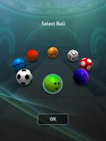 Screenshot of Bowling Game 3D