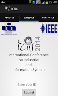 ICIIS-2014 - screenshot