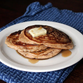 Honey Whole Wheat Pancakes Recipes