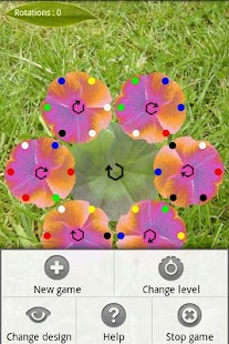 Six Flower - screenshot