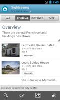 Screenshot of Missouri Guide by Triposo