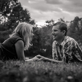 Anniversary by Brandi Davis - People Couples ( fall, outdoor, outside )
