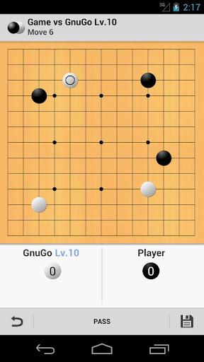 GNU Go - ElyGo