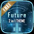 App Future 3D Launcher & Locker apk for kindle fire