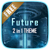 Free Future 3D Launcher & Locker APK for Windows 8