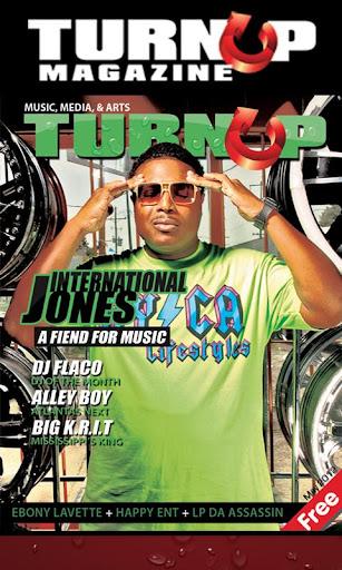TurnUp Magazine
