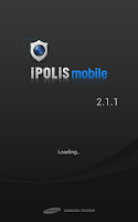 Screenshot of iPOLiS mobile