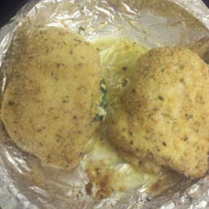 Spinach and Goat Cheese Stuffed Chicken Breasts