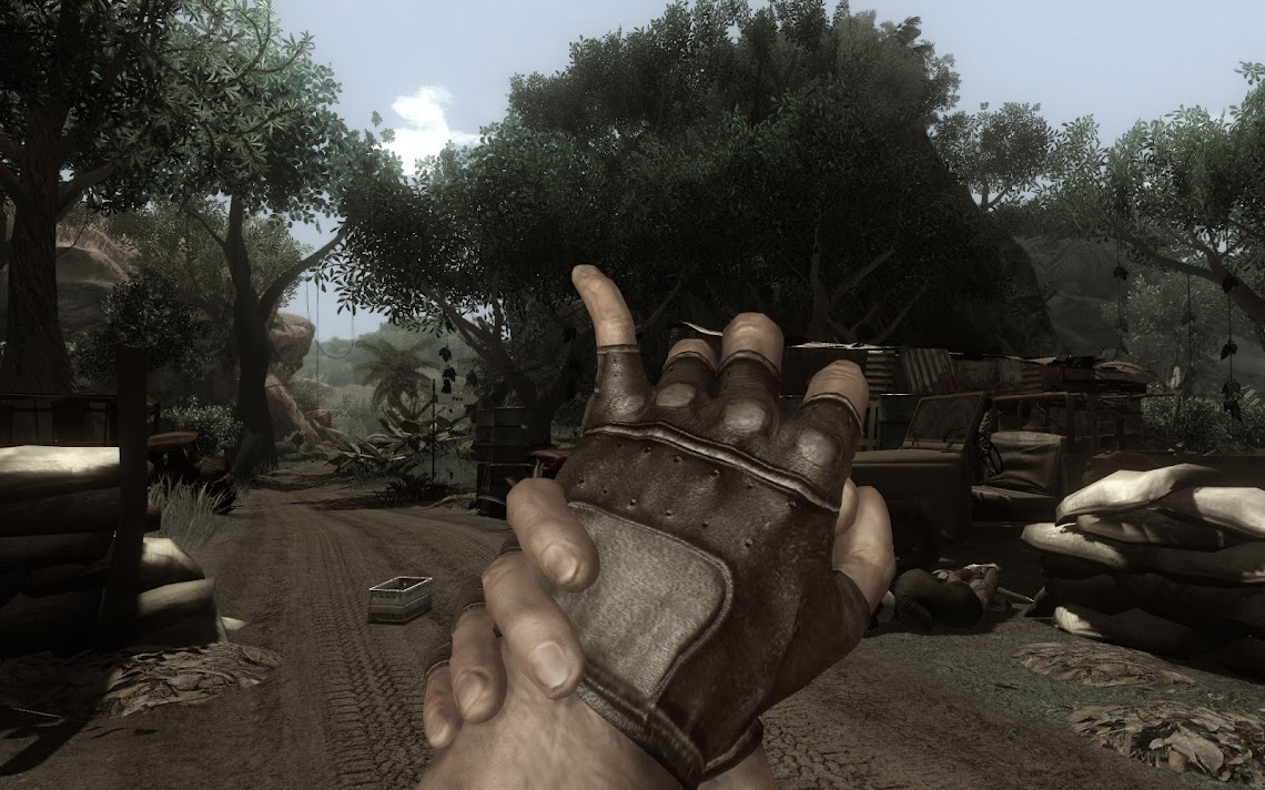 Producer LP Pharand on Far Cry 2