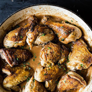 Red Wine Vinegar Chicken Recipes