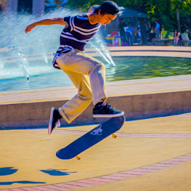 san diego by Roman Gomez - Sports & Fitness Skateboarding