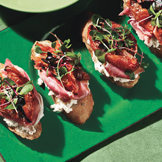 Tomato Rosemary Bruschetta Recipes