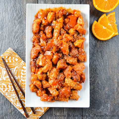 Chinese Orange Peel Chicken