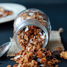 Homemade Almond Joy Granola