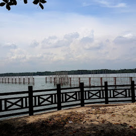 ubin by NellA Allen - Landscapes Beaches