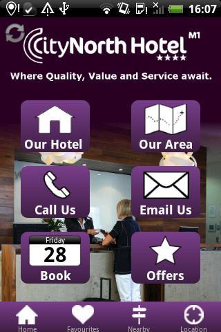 CityNorth Hotel