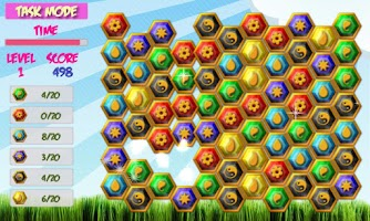 Screenshot of Hexa Elements Blast