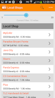 Screenshot of Shop Your Way Local