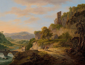 RIJKS: Daniël Dupré: painting 1809