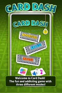 Card Dash - screenshot