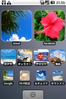 Screenshot of Okinawa Icon Pack