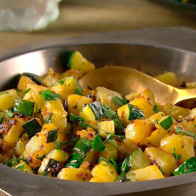 Zucchini and Potatoes Jambot