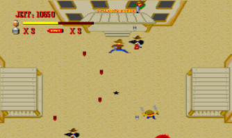 Screenshot of Maverick Showdown