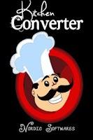 Screenshot of Kitchen Converter