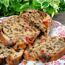 Irish Barm Brack (Fruit Loaf)