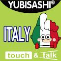 YUBISASHI English-Italy icon