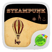 Download New Steampunk Keyboard APK to PC